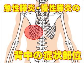 痛い 左上 が 背中
